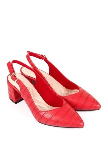 G.Ö.N. Ayakkabı Kırmızı